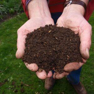 Přírodní hnojivo - Vermikompost
