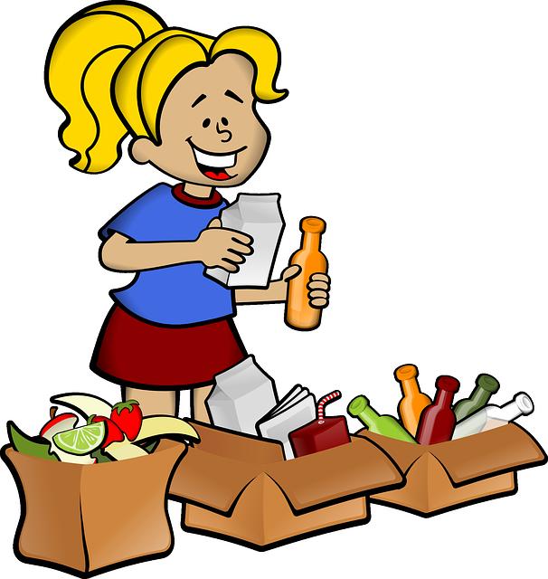 Třídit odpad je důležité!
