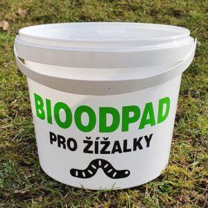 Bioodpad kyblík